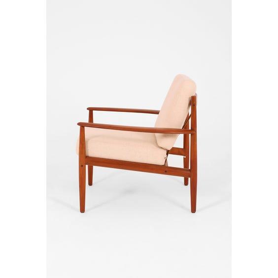 Cream Grete Jalk armchair image