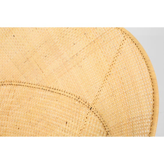 Woven rattan Tornaux chair image
