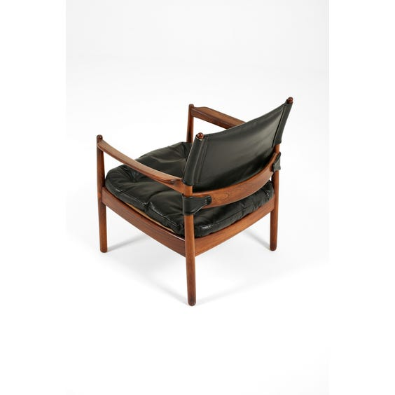Midcentury Gunnar Myrstrand armchair image