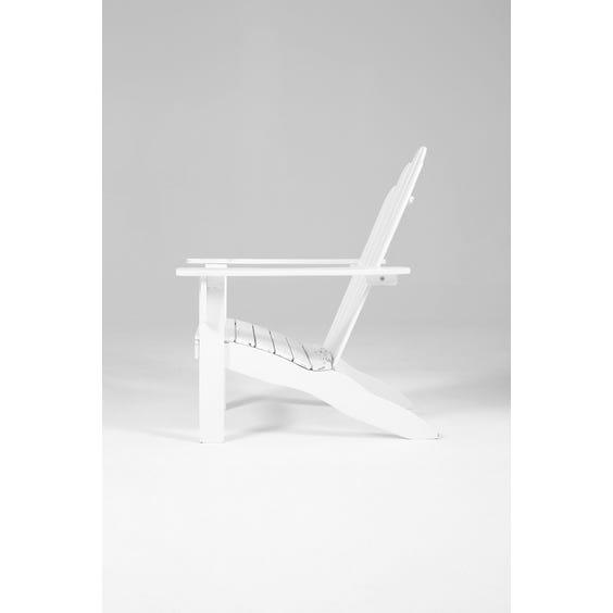 Adirondack chair image