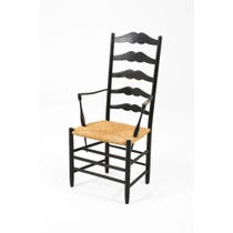 Traditional ladderback chair