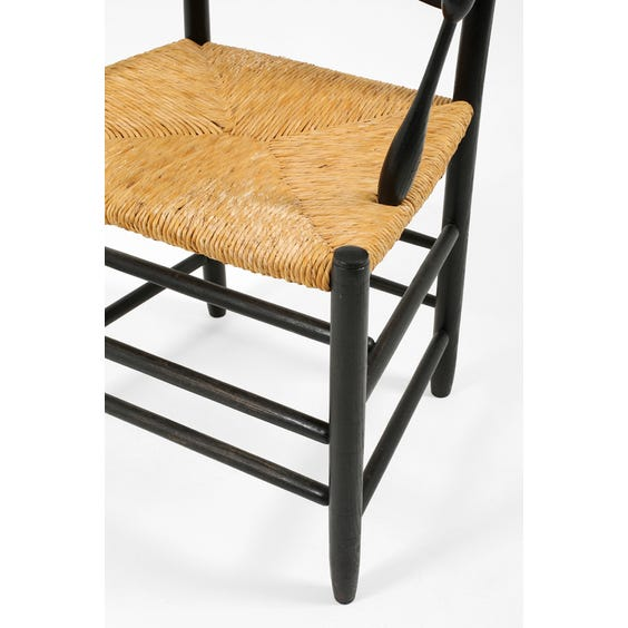 Traditional ladderback chair  image