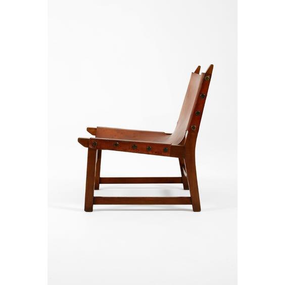 1960s Spanish lounge chair image