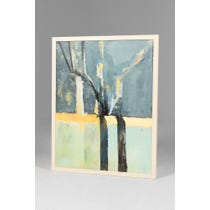 HB abstract painting of tree