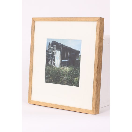 Photograph of allotment shed image