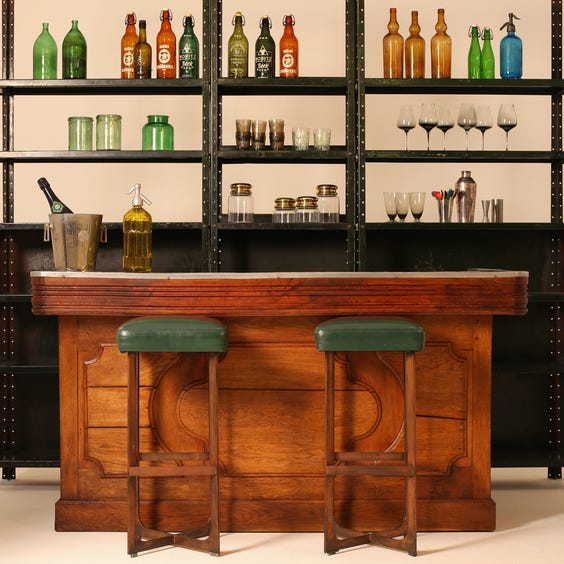 1920's French bar counter image