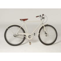 Amici gentlemens putty coloured bike