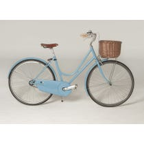 Amici ladies' blue coloured bike