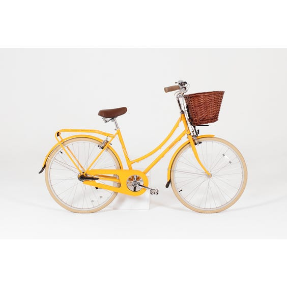 Marigold yellow Bobbin bicycle image