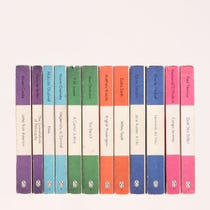 Example of modern penguin books