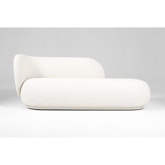 Postmodern chaise longue image