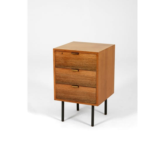 Small three drawer chest image