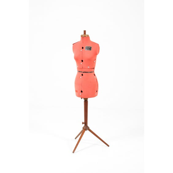 Midcentury coral tailors dummy image