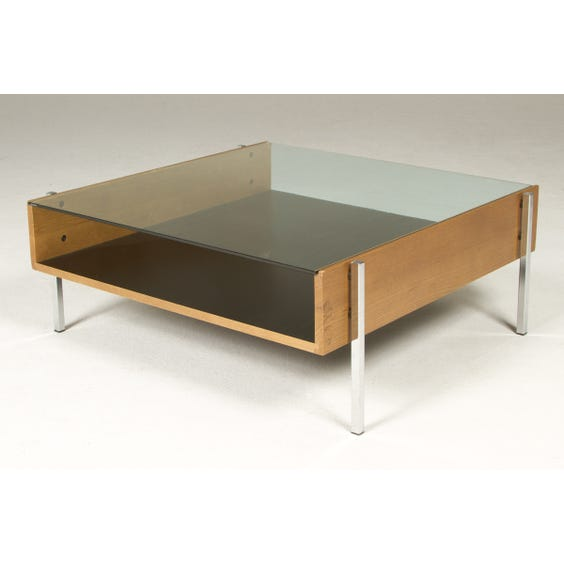 Robin Day square coffee table image