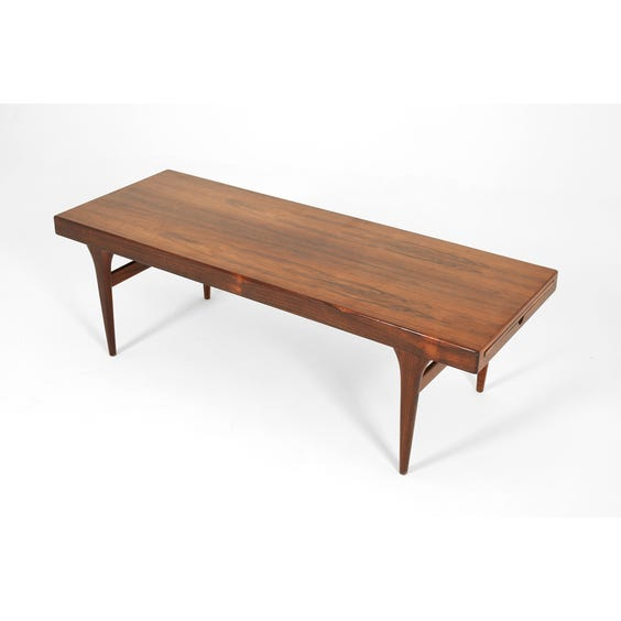 Danish rosewood coffee table image