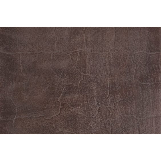 Dark metal textured coffee table image