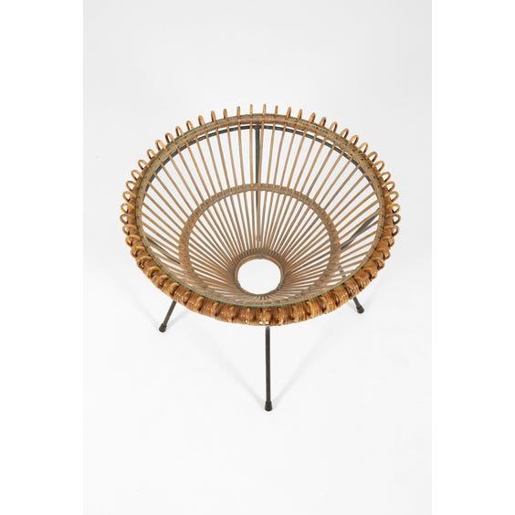 Midcentury Albini coffee table image