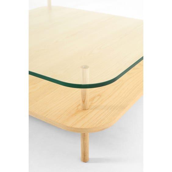 Modern Woodgate coffee table image