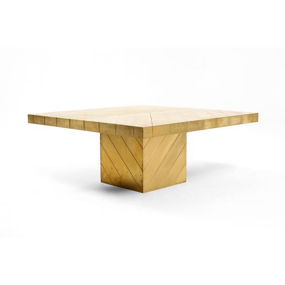 Tom Dixon coffee table image