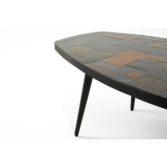 Brutalist coffee table image