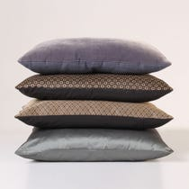 Example of dark coloured cushions