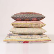Example of vintage cushions