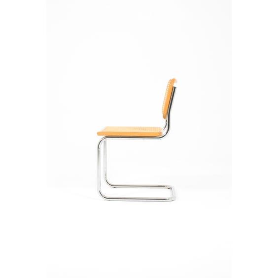 Breuer Italian beech dining chair image