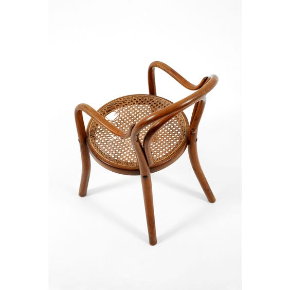 Child's bentwood chair  image