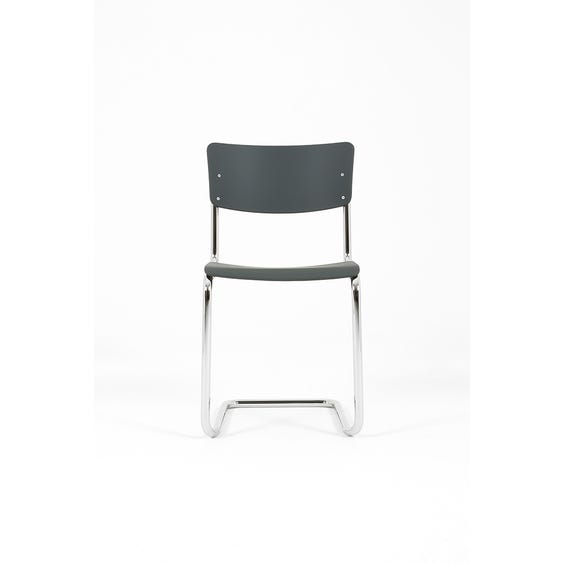 Mart Stam cantilever dining chair image