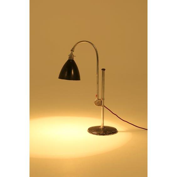Vintage black bestlite lamp image