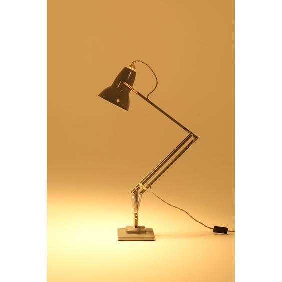 Elephant grey Anglepoise desk lamp image