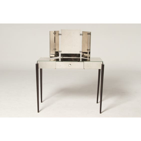 French mirrored dressing table image