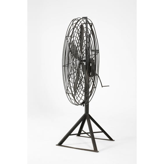 Large floor standing fan image
