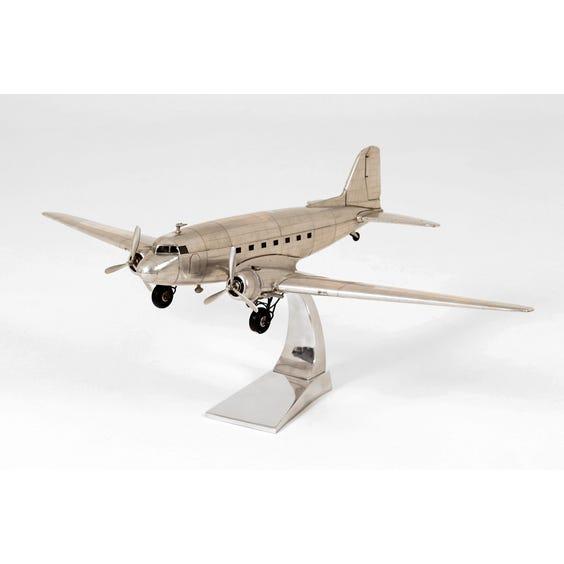 Dakota DC3 period model aeroplane image
