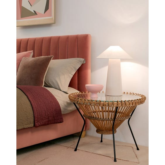 Postmodern blush pink 5ft bed image