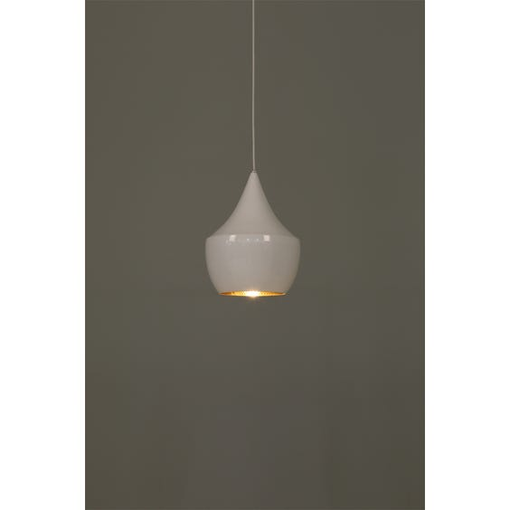 Modern Tom Dixon pinched pendant lamp  image