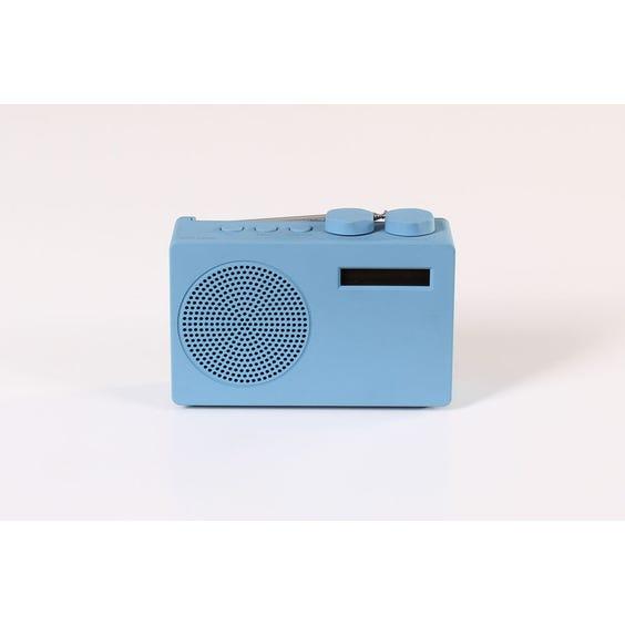 Small Blue DAB radio image