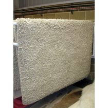 Cream Maris wool rug
