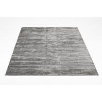 Ash grey sheen rug