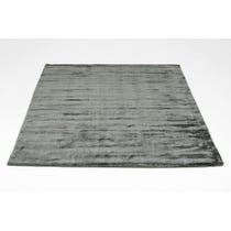 Muted petrol blue rug