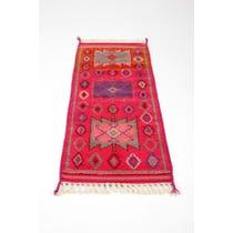Modern Beni Ouarain style rug