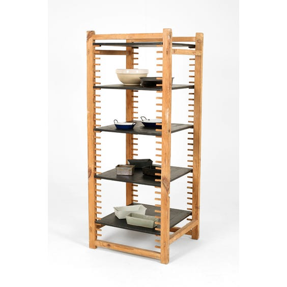 Bakers shelving unit image