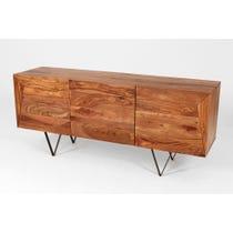 Modern rosewood sideboard