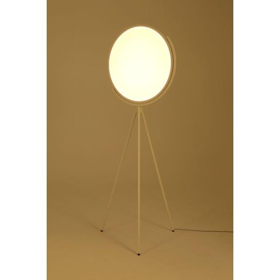 Matt white Superloon lamp image
