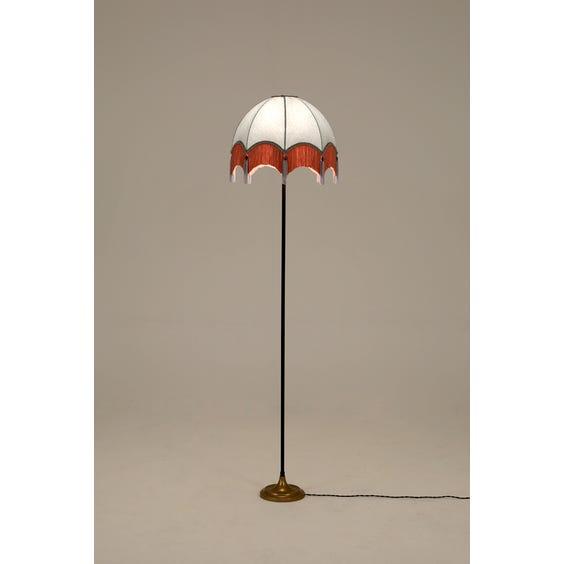 Midcentury Italian standard lamp image