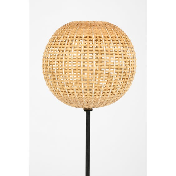 Midcentury French standard lamp  image