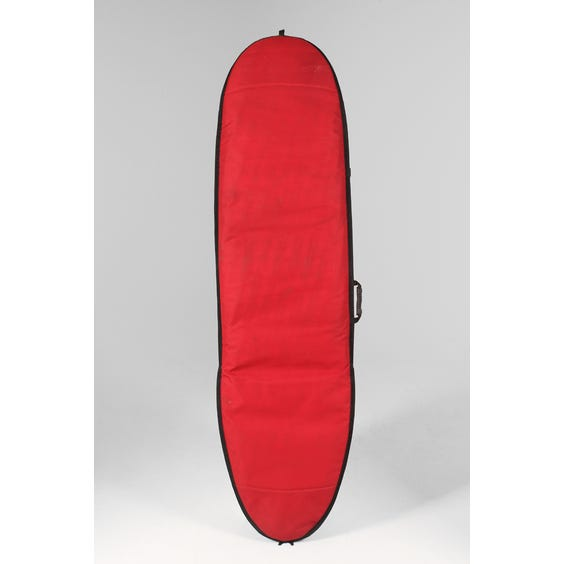 Surfboard in red carry case image