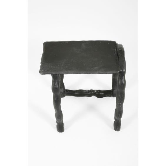 Modern cast metal table image