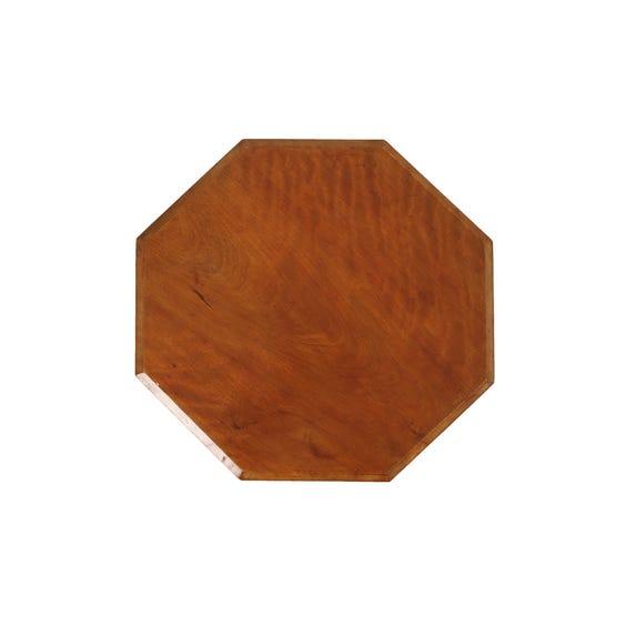 19th century bobbin table  image