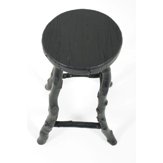 Brutalist bar stool image
